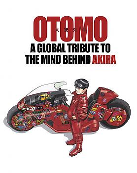 OTOMO: A Global Tribute to the Genius Behind Akira Art Book