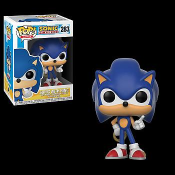 Sonic POP! Vinyl Figure - Sonic w/ Ring