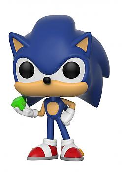 Sonic POP! Vinyl Figure - Sonic w/ Chaos Emerald