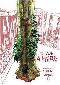 I am a Hero Omnibus Manga Vol. 6