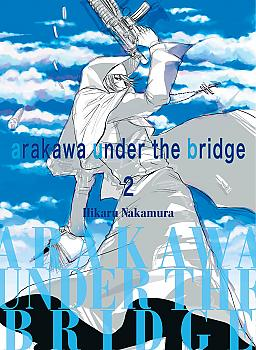 Arakawa Under the Bridge Manga Vol. 2