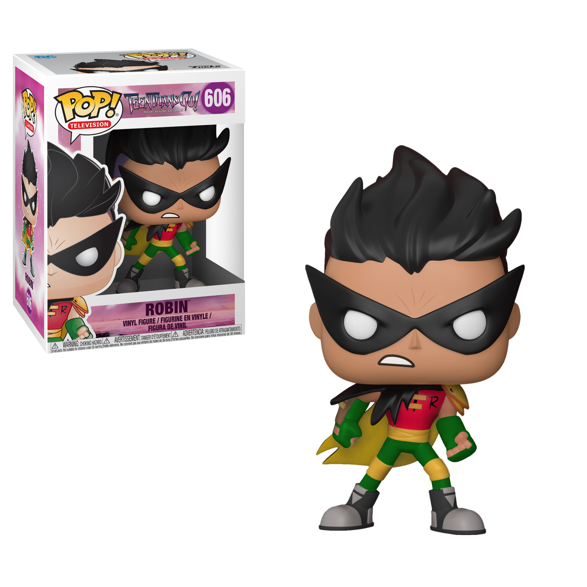 Teen Titans Little Robin