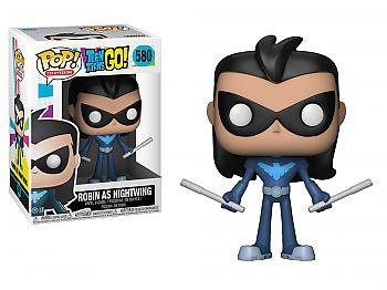 Teen Titans GO! POP! Vinyl Figure - Robin as Nightwing