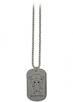 One Piece Necklace - Chopper Dog Tag