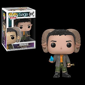 Saga POP! Vinyl Figure - Marko w/ Sword