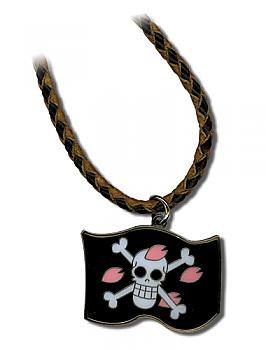 One Piece Necklace - Chopper's Flag