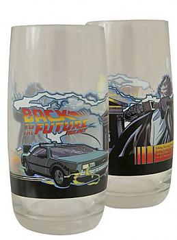 Back to the Future Glasses - 1