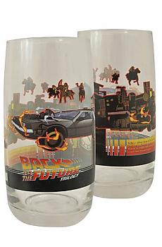 Back to the Future Glasses - 3