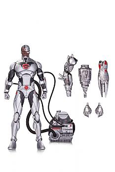 DC Icons Deluxe Action Figure - Cyborg