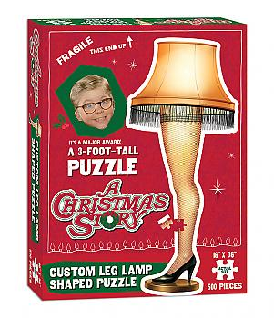 A Christmas Story Puzzle (550pcs)