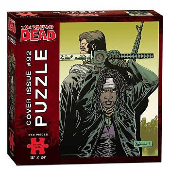 Walking Dead Puzzle - Cover Art Issue 92