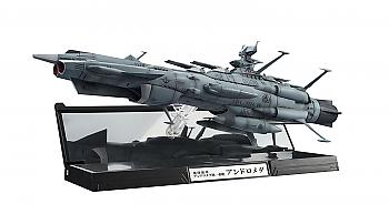Space Battleship Yamato 1/2000 Scale Action Figure - U.N.C.F AAA-001 Andromedia