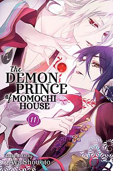 Demon Prince of Momochi House Manga Vol. 11