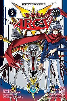 Yu-Gi-Oh! Arc-V Manga Vol. 3 w/ TCG Card