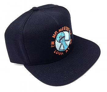 Rick and Morty Cap - I'm Mr. Meeseeks Look At Me Snapback