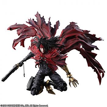 Final Fantasy VII Play Arts Kai Action Figure - Vincent Valentine