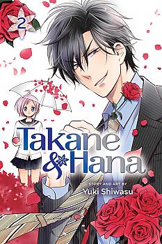 Takane & Hana Manga Vol. 2