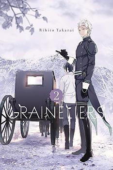 Graineliers Manga Vol. 2