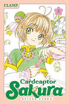 Cardcaptor Sakura: Clear Card Manga Vol. 2