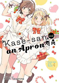 Kase-san and an Apron Manga