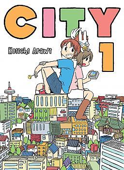 City Manga Vol. 1