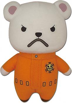 One Piece 5'' Plush - Bebo Standing