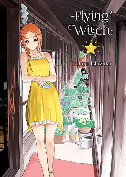 Flying Witch Manga Vol. 5