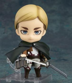 Attack on Titan Nendoroid - Erwin Smith