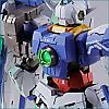 Gundam 00 Build Action Figure - 00 Qan[T] Metal