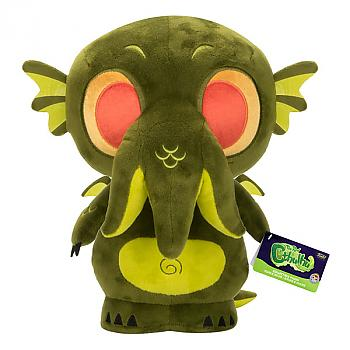 H.P. Lovecraft Supercute 12'' Plush - Cthulhu