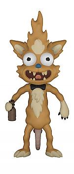 Rick and Morty Action Figure - Squanchy