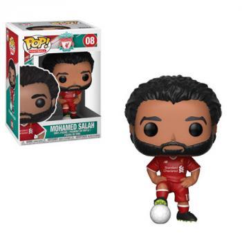 FIFA Soccer POP! Vinyl Figure - Mohamed Salah (Liverpool) [STANDARD]
