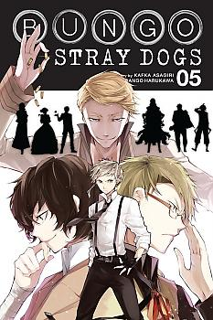 Bungo Stray Dogs Manga Vol. 5