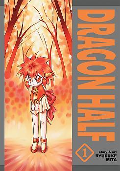 Dragon Half Omnibus Manga Vol. 1