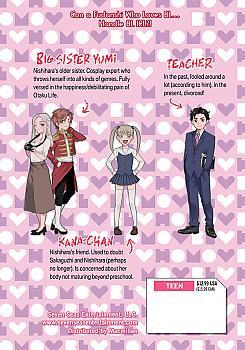 High School Life of a Fudanshi Manga Vol. 3