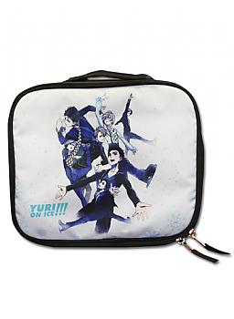 Yuri!!! On Ice Lunch Bag - Key Art