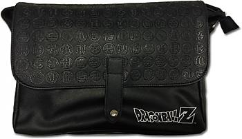 Dragon Ball Z Messenger Bag - Kanjis
