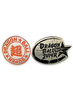 Dragon Ball Super Pins - Super Icons (Set of 2)