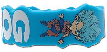 Dragon Ball Super Wristband - Super Saiyan Blue Goku