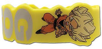 Dragon Ball Super Wristband - Super Saiyan Goku