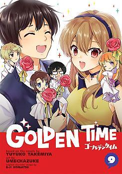 Golden Time Manga Vol. 9