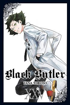 Black Butler Manga Vol. 25