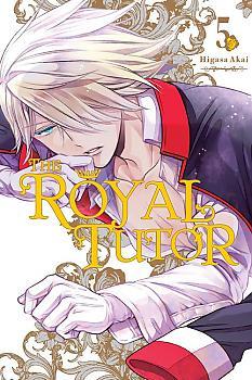 Royal Tutor Manga Vol. 5