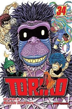 Toriko Manga Vol. 41