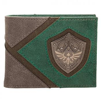 Zelda Bi-Fold Wallet - Skyward Sword Suit Up