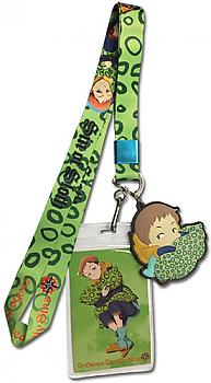 Seven Deadly Sins Lanyard - King Green