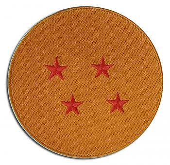 Dragon Ball Z Patch - 4-Star Ball