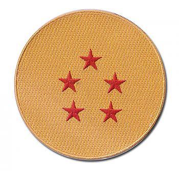 Dragon Ball Z Patch - 5-Star Ball