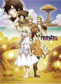 Fairy Tail Wall Scroll - Fairy Tail Zero