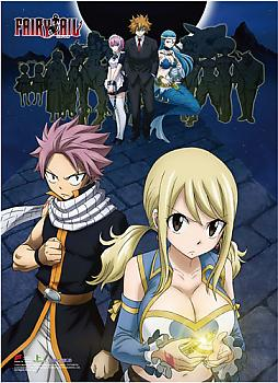 Fairy Tail Wall Scroll - S7 Eclipse Celestial Spirit Arc